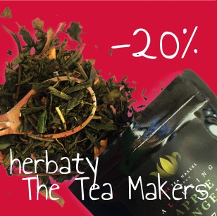 herbaty -20%