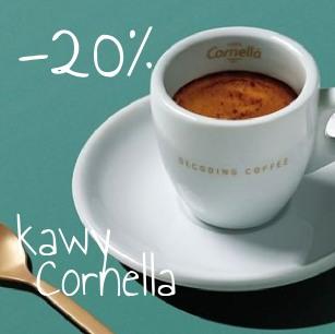kawy -20%