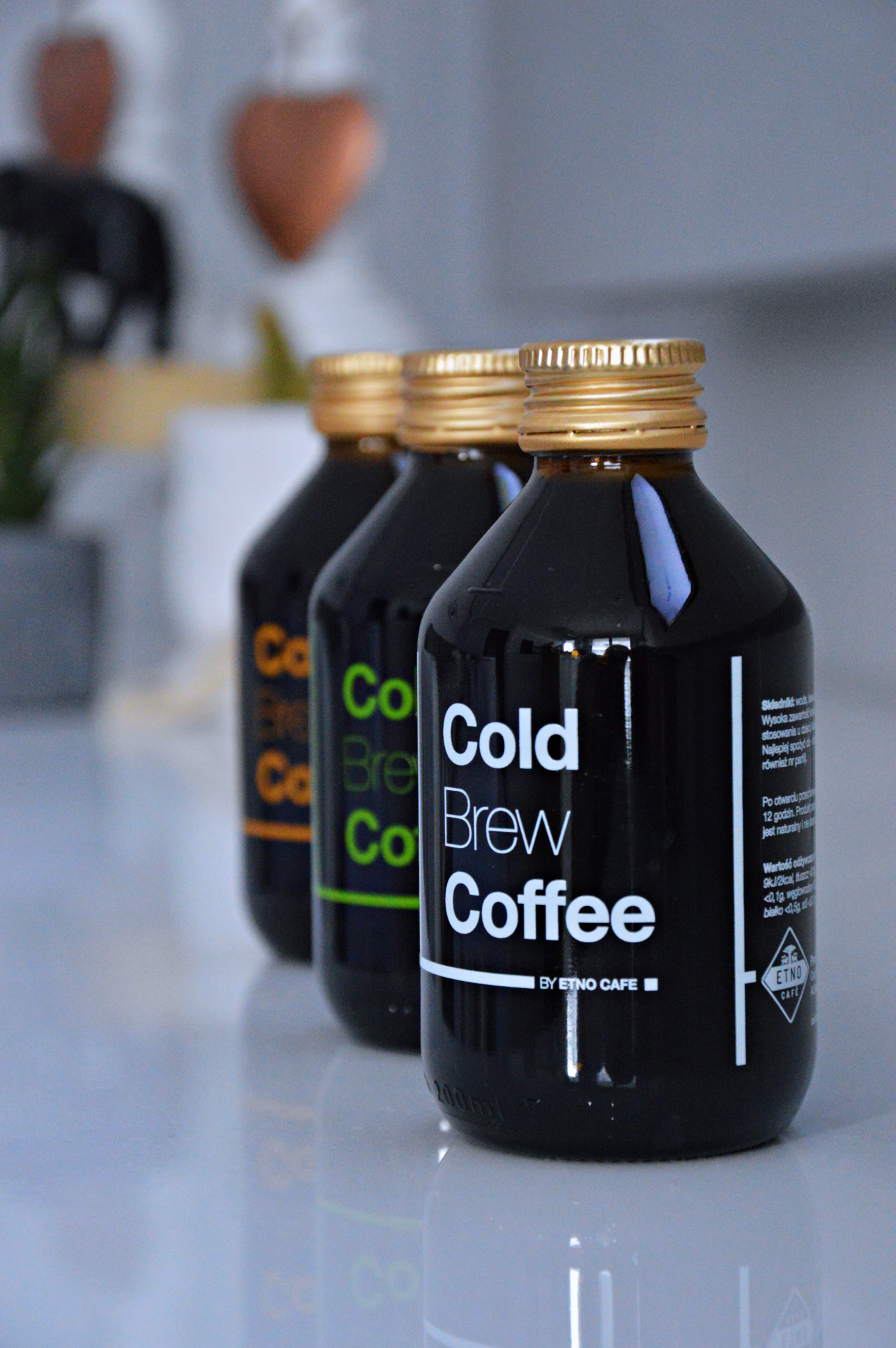 Cold Brew Coffee Etno Cafe