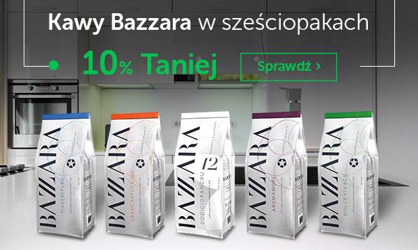 Zestawy kaw Bazzara z rabatem 10%