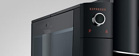 Idealne cappuccino dzięki systemowi Easy Cappuccino w ekspresie JURA D6