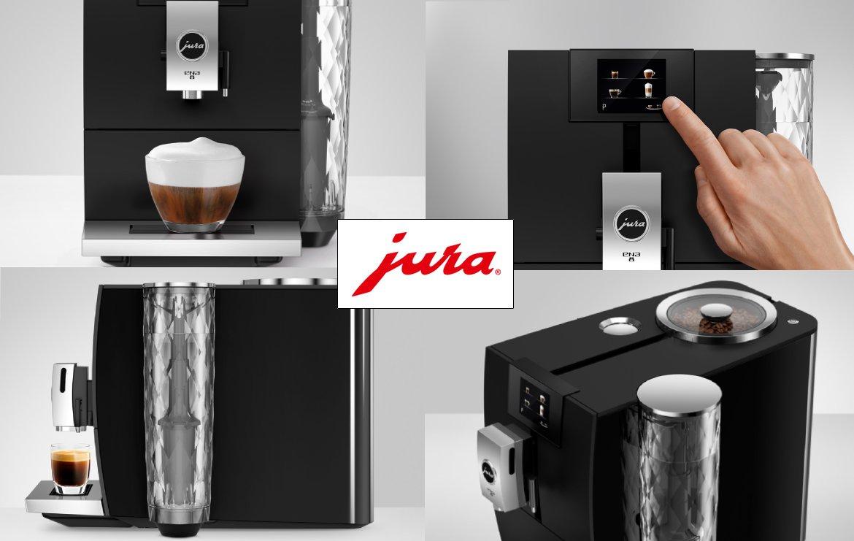 Ekspres Jura Ena 8 Touch Full Metropolitan Black