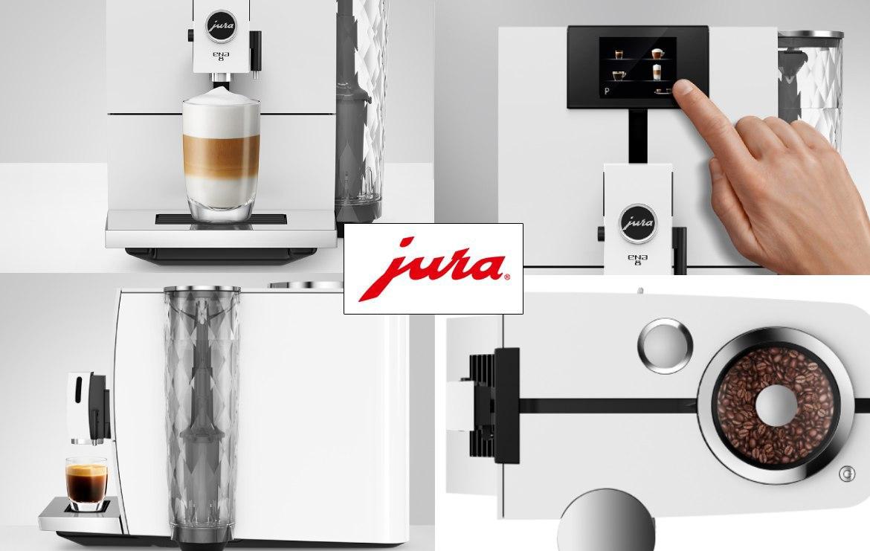 Ekspres Jura Ena 8 Touch Full Nordic White