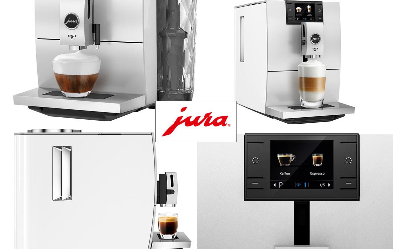 Ekspres do kawy Jura Ena 8Nordic White