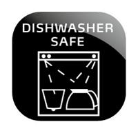 Możliwość mycia w zmywarce