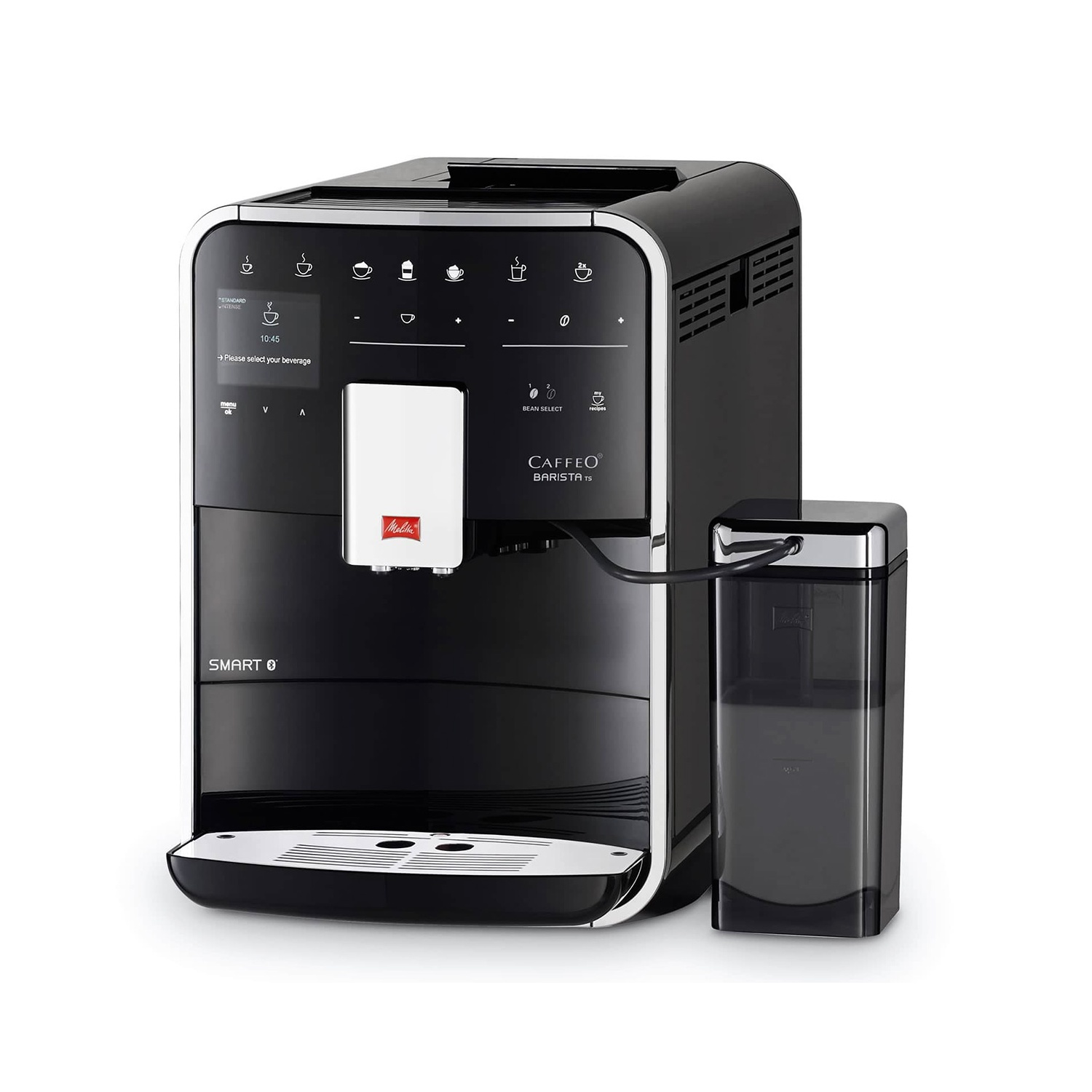 ekspres do kawy melitta f85 0 102 caffeo barista ts smart czarny gratis 3kg kawy. Black Bedroom Furniture Sets. Home Design Ideas