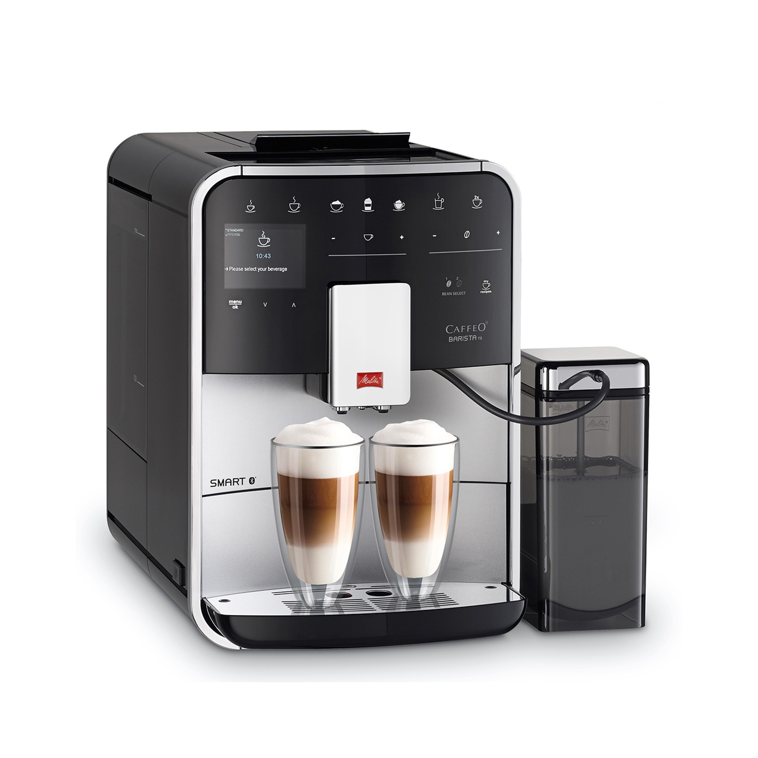 ekspres do kawy melitta f85 0 101 caffeo barista ts smart srebrny gratis 3kg kawy. Black Bedroom Furniture Sets. Home Design Ideas