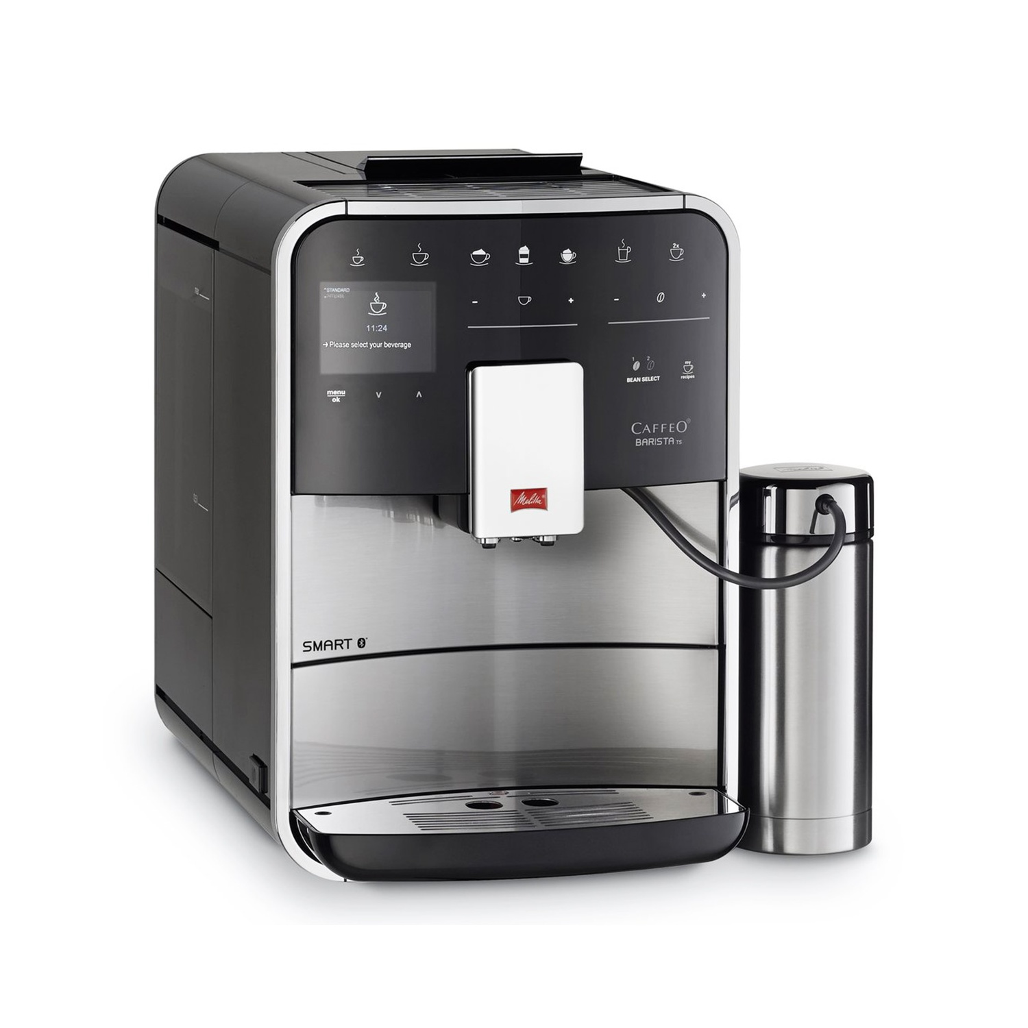 ekspres do kawy melitta f86 0 100 caffeo barista ts smart sst gratis 3kg kawy. Black Bedroom Furniture Sets. Home Design Ideas