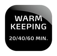 Programowalny czas utrzymania temperatury