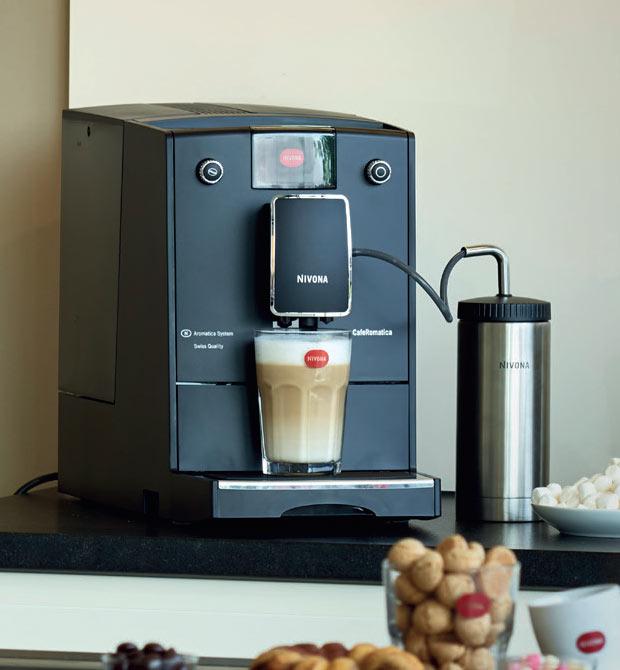 Ekspres do kawy Nivona 759