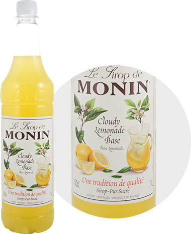 Syrop Monin Cloude Lemonade Base Monin 1l