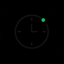 Zegar - punkty lojalnościowe ważne bezterminowo