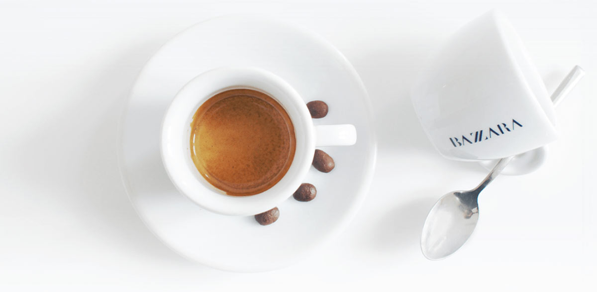 Espresso - włoska kawa z zasadami