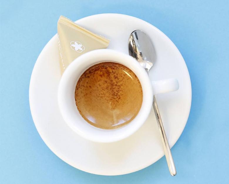 Idealnie zaparzone espresso