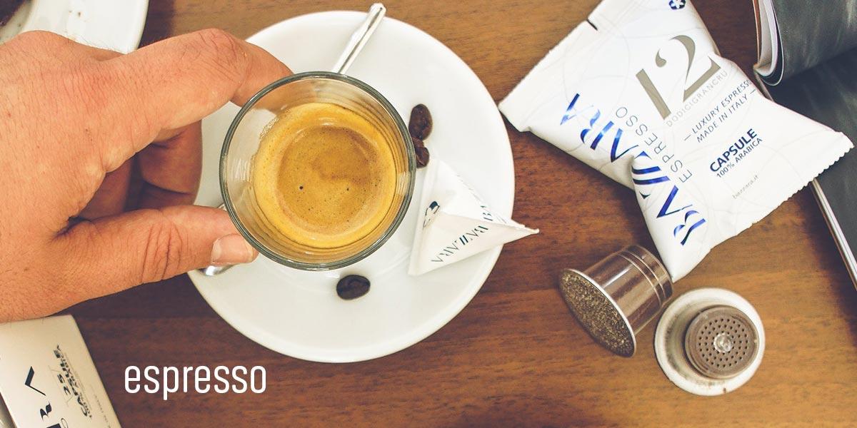 Espresso - włoska kawa