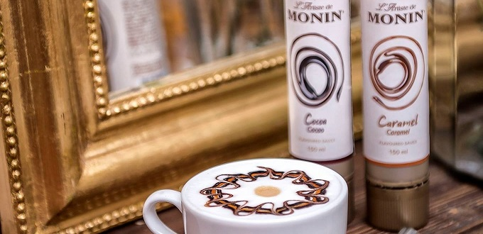 Pisaki do Latte art Monin