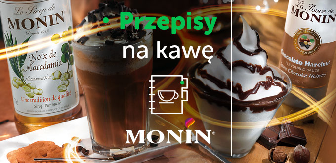 Przepis na kawę - Blackcurrant Chocolate Coffee