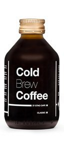 Cold Brew Coffee - kawa macerowana z Etno Cafe 220ml