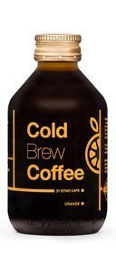 Cold Brew Coffee orange - kawa macerowana z Etno Cafe 220ml