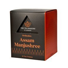 Czarna herbata Assam FBOP Second Flush Manjushree No.19 - 15x3g