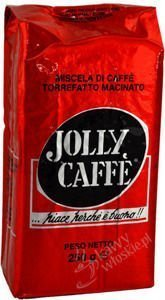 Kawa mielona Jolly RED 250G