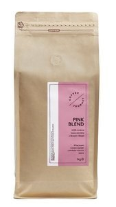 Kawa ziarnista Coffee Journey Pink Blend 1kg