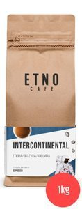 Kawa ziarnista Etno Cafe Intercontinental 1kg