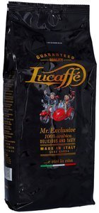 Kawa ziarnista Lucaffe Mr. Exclusive 1kg