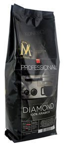 Kawa ziarnista Melna PROFESSIONAL DIAMOND 1kg