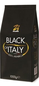 Kawa ziarnista Zicaffe Black of Italy 100% ARABICA 1kg