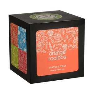 Sypana herbata Vintage Teas Rooibos with Orange - kartonik 100g