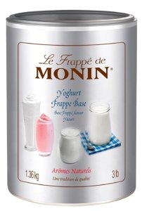 YOGURT FRAPPE BASE MONIN 1,36 kg