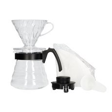 Zestaw Hario V60 Pour Over Kit - drip + serwer + filtry
