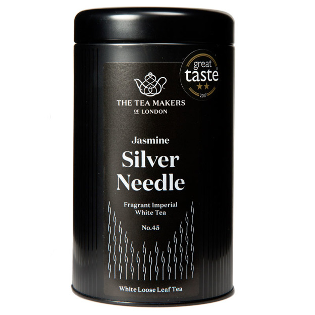 Biała herbata The Tea Makers Imperial Jasmine Silver Needle No.45 - 50g