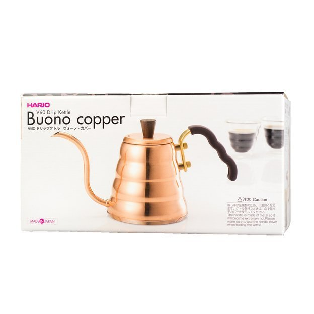 Czajnik Hario Copper Buono Kettle 900ml