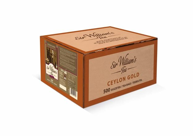 Czarna herbata Sir Williams Tea Ceylon Gold 500x2g