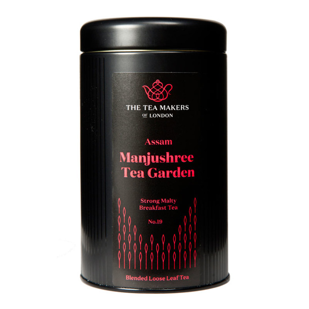 Czarna herbata The Tea Makers Assam FBOP Second Flush Manjushree No.19 - 125g