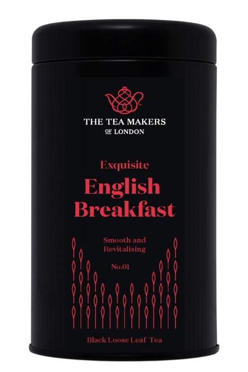 Czarna herbata The Tea Makers English Breakfast Tea No.01 - 125g