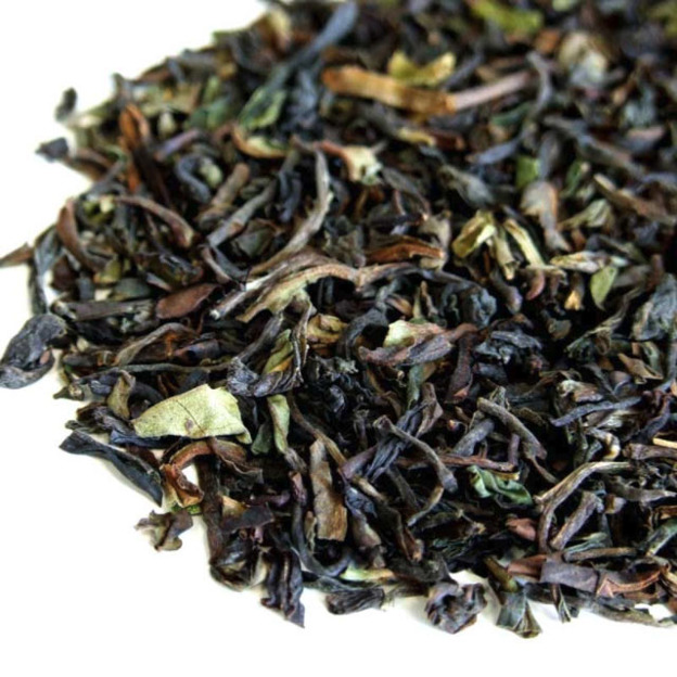 Czarna herbata sypana First Flush Darjeeling Blend No.08 - 125g