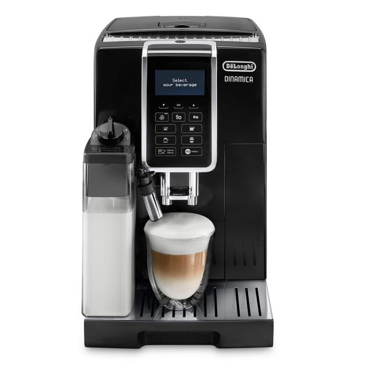 Młodzieńczy Ekspres do kawy DeLonghi Dinamica ECAM 350.55.B - Konesso.pl DD42