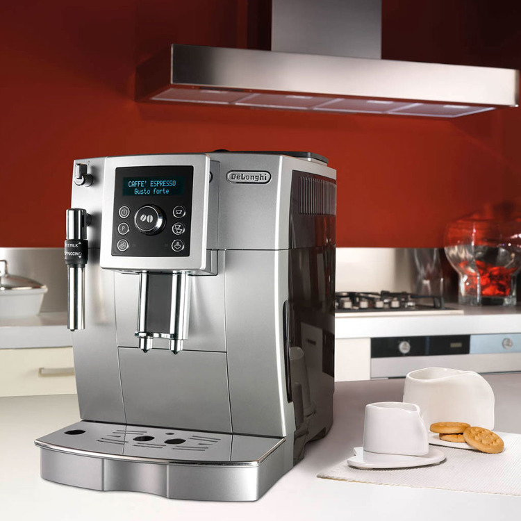 Ekspres do kawy DeLonghi ECAM 23.420.SB
