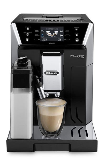 Ekspres do kawy DeLonghi ECAM 550.55 SB