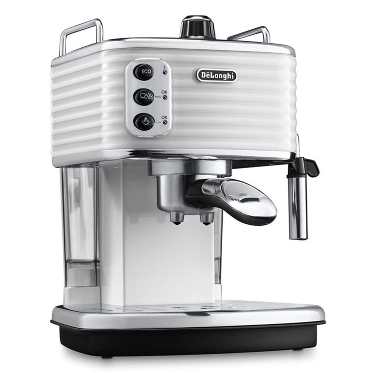 Ekspres do kawy DeLonghi Scultura ECZ 351.W