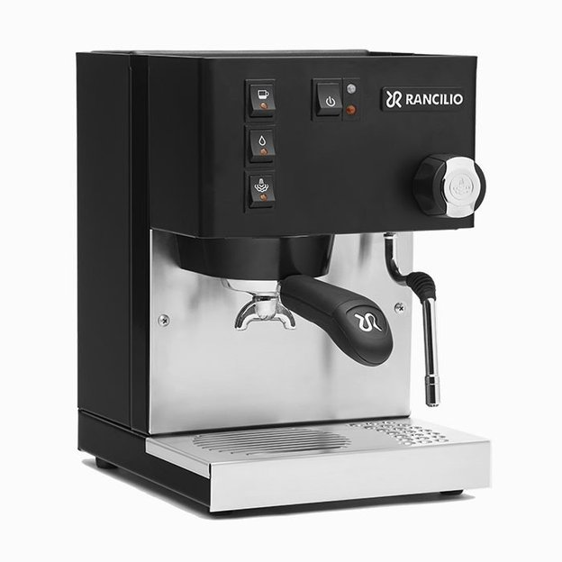 Ekspres do kawy Rancilio Silvia E Black V6 - 2020 Nero