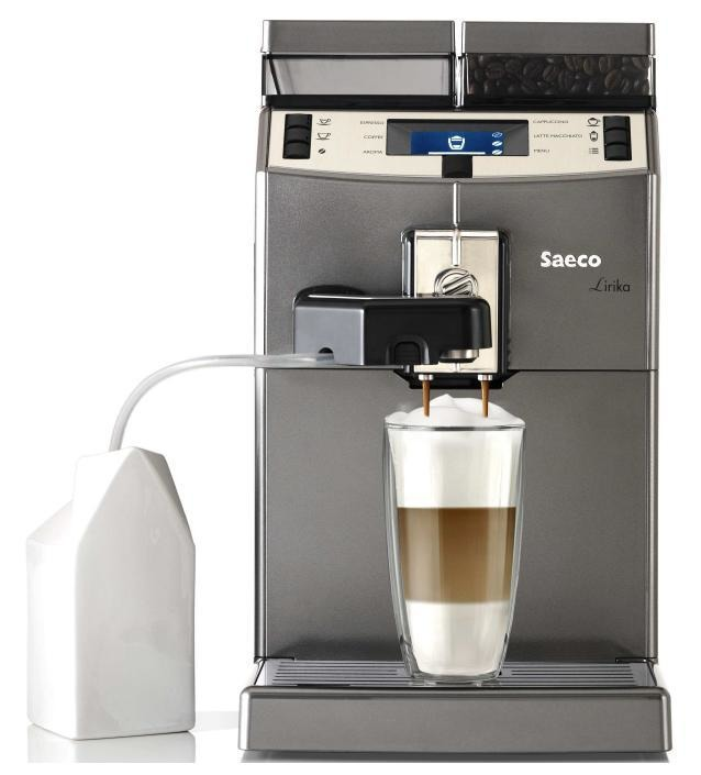 Ekspres do kawy Saeco Lirika One Touch Cappuccino