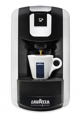 Ekspres na kapsułki Lavazza Espresso Point mini