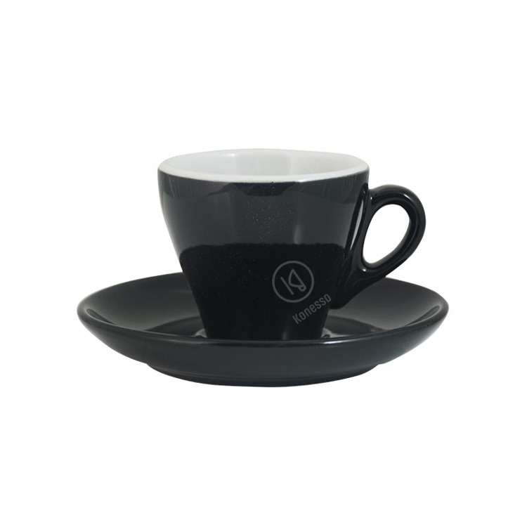 Filiżanka Inker espresso 80ml Black