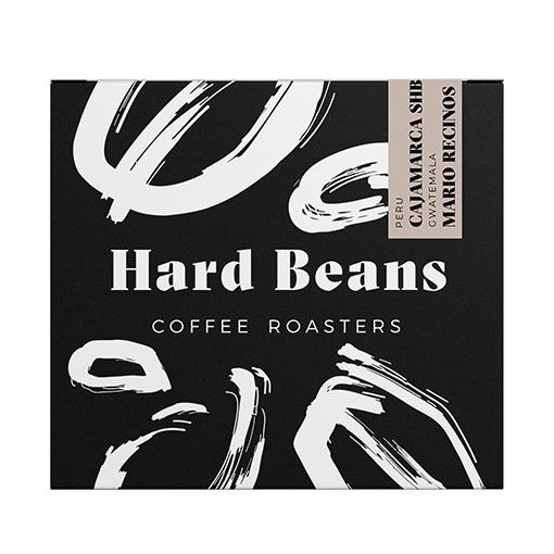 Hard Beans Coffee Roasters Gorilla Blend 250g