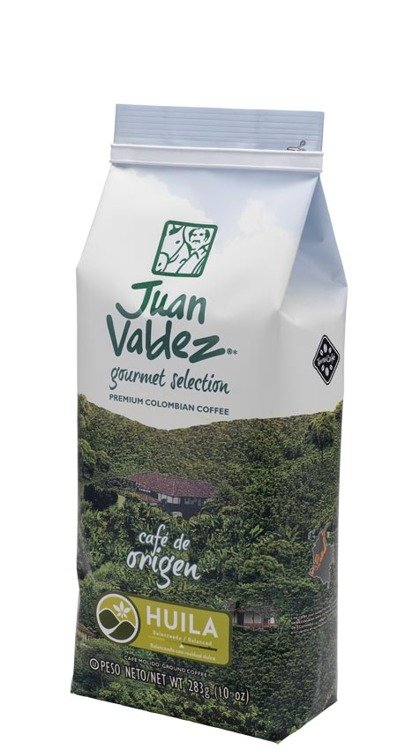 Kawa mielona Juan Valdez Single Origin Huila 283g