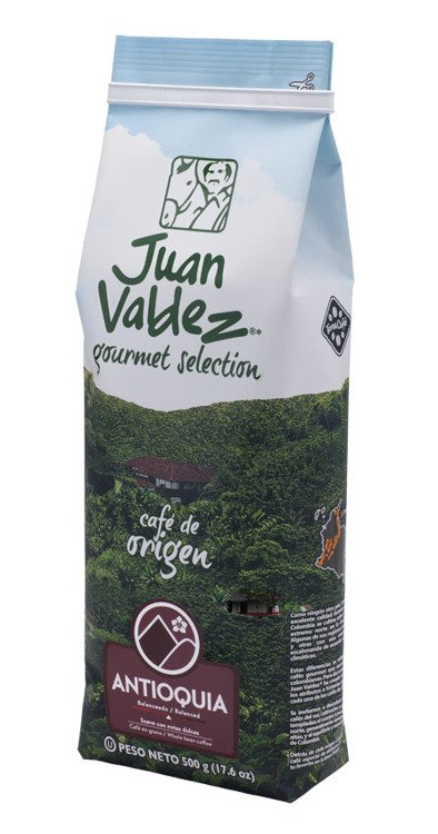 Kawa ziarnista Juan Valdez Single Origin Antioquia 500g
